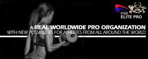 Elite PRO IFBB 2018 Calendar