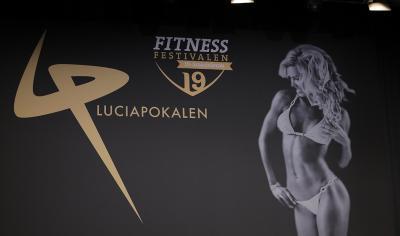 2019 Luciapokalen , Fitness Festivalen