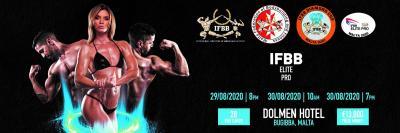 2020 Ifbb Elite Pro Malta