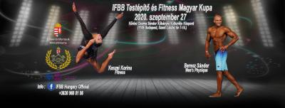 2020 Ifbb Bodybuilding & Fitness Hungarian Cup