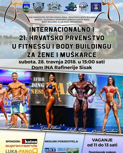 2018 International Croatian Bodybuilding & Fitness Championships