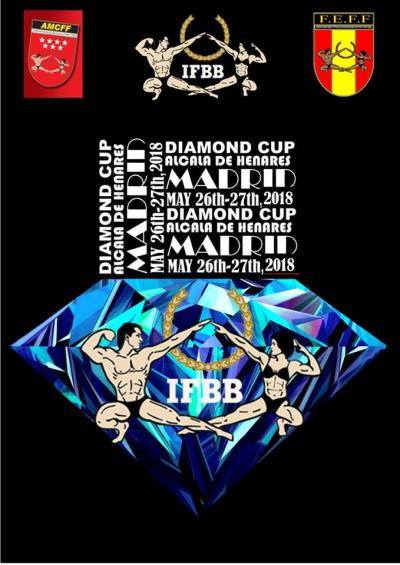2018 IFBB Diamond Cup Madrid