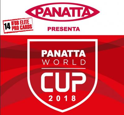 2018 IFBB Panatta World Cup