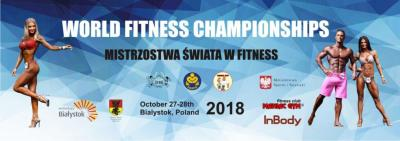 2018 IFBB World Fitness Championships