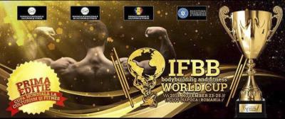 2018 IFBB World Cup Romania