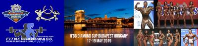 2019 IFBB Diamond Cup Hungary