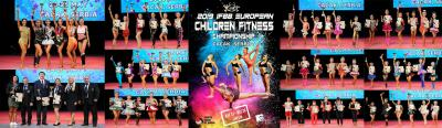 2019 IFBB Children Fitness European Championships