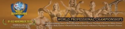 2019 IFBB Elite Pro World Professional Championships