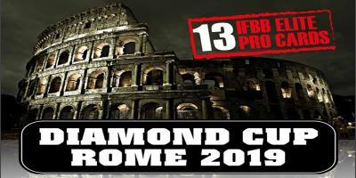 2019 IFBB Diamond Cup Rome