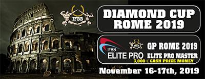 2019 IFBB Elite Pro GP Rome