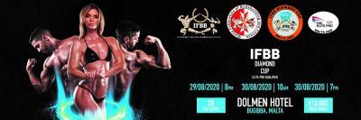 2020 IFBB Diamond Cup Malta