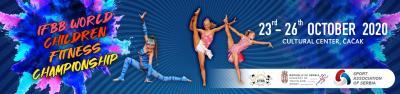2020 IFBB World Children Fitness World Championships