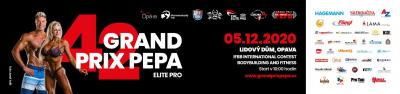 2020 Ifbb Elite Pro Pepa GP