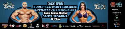 2021 IFBB European Championships 1 day