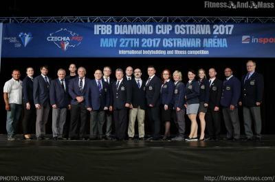 2017 IFBB Diamond Cup Ostrava