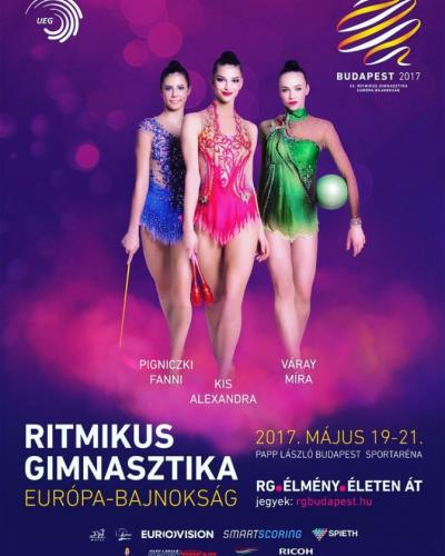 2017 33RD European Rhythmic Gymnastics Championships