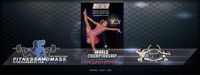 2019 IFBB Children Fitness World Championships