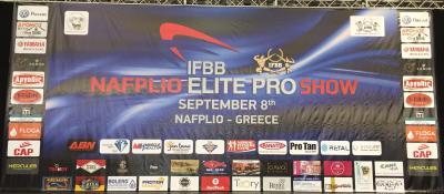2019 IFBB Nafplio Elite Pro Show