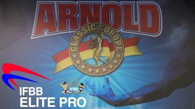 2019 Arnold Classic Europe Elite Pro